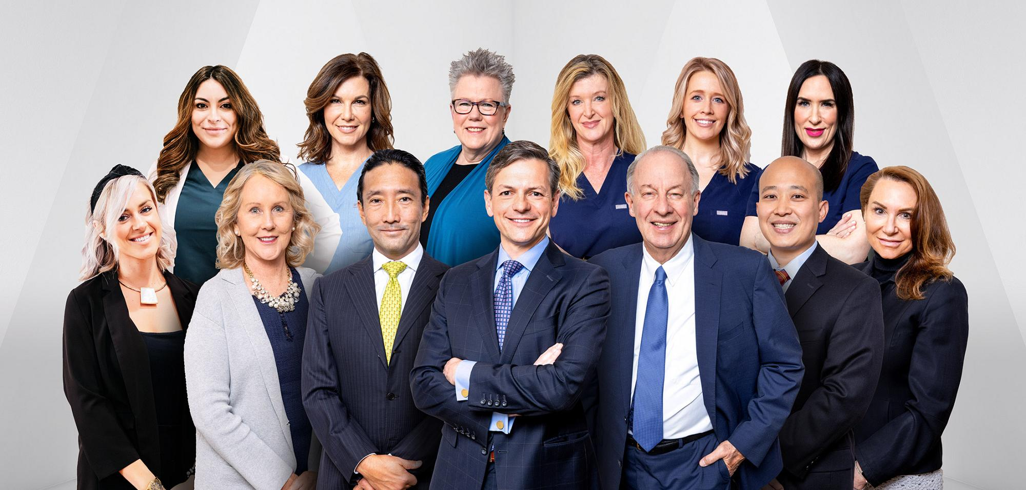 Plastic Surgery Team in Fairfield County